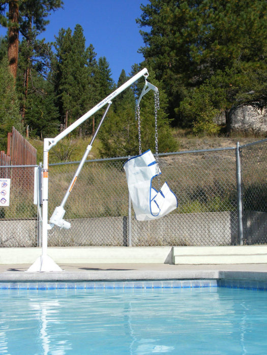 Power EZ 2 Pool Lift